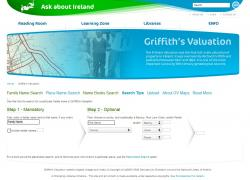 Richard Griffith's Primary Valuation Of Ireland 1848-64